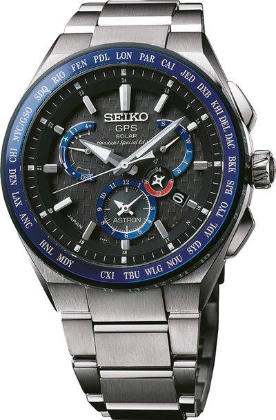 SBXB133J Seiko Astron GPS Solar HondaJet Limited Edition_Kaliber 8X53 - NEU ab August! Diese Jetsetteruhr spricht vor allem den global reisenden Geschäftsmann an - Luxus und Zuverlässigkeit am Handgelenk durch die einzig wahre Uhrenmanufaktur weltweit - SEIKO!