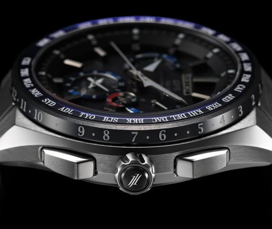 SBXB133J Seiko Astron GPS Solar HondaJet Limited Edition_Kaliber 8X53 - NEU ab August! Diese Jetsetteruhr spricht vor allem den global reisenden Geschäftsmann an - Luxus und Zuverlässigkeit am Handgelenk durch die einzig wahre Uhrenmanufaktur weltweit - SEIKO! Das eingravierte HondaJet Logo befindet sich bei der Krone und auf dem Gehäuseboden!